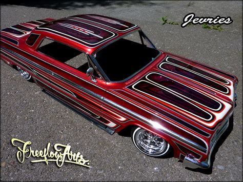 Stick Flakes 64 Pcs artwork by freeflow 1 12 scale 64 impala