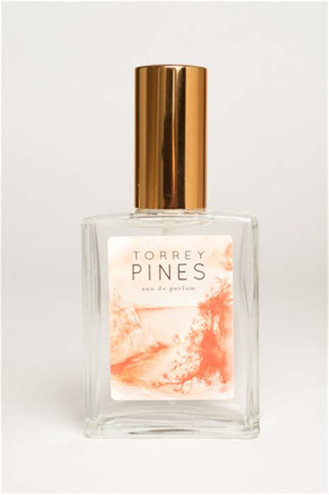 Parfum Shop Coconut torrey pines perfume spray vanilla coconut lemon pine fragrance 183 peachy keen perfume