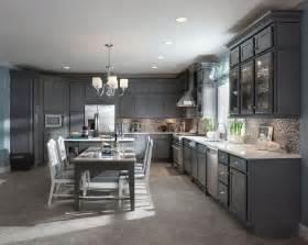 kraftmaid maple greyloft i these cabinets