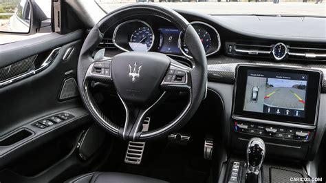 maserati quattroporte interior 2017 2017 maserati quattroporte gts gransport interior hd
