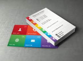 free personal business card templates 20 best free business card templates themecot