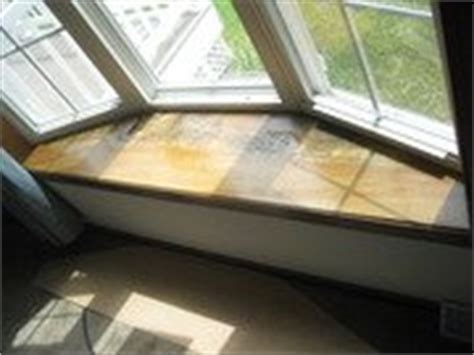 Windowsill Bay Help With A Replacement Of A Bay Window Sill Forum Bob