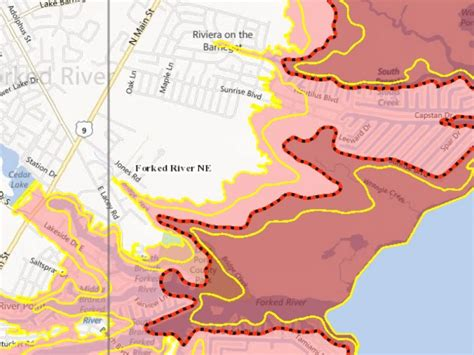 Elevation Finder By Address Input Your Address To Find Fema Base Flood Elevation Nj Patch