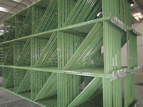teardrop uprights warehouse rack  shelf