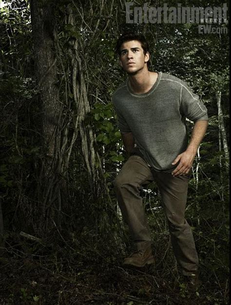 gale hawthorne hunger games characters the hunger games