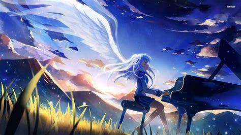 anime girl angel wallpaper angel beats anime manga anime girls wide wallpapers
