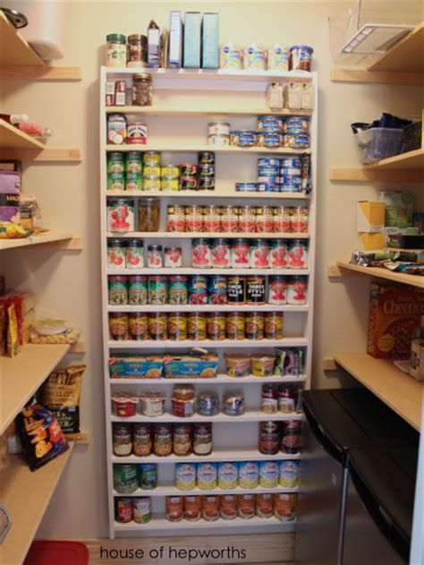 Narrow Pantry Door Rack by Pocket Doors Pantries And Canned Storage