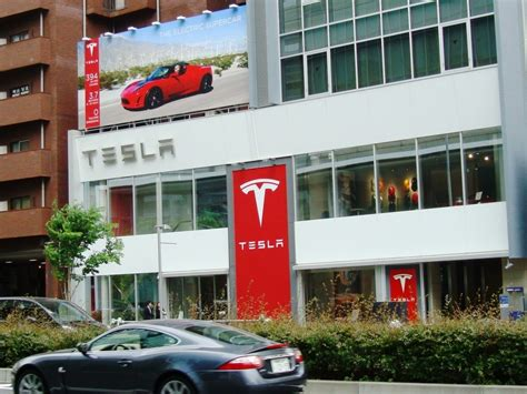 Tesla Motors Boston Tesla Motors Inc Nasdaq Tsla Makes Big Move Ahead Of