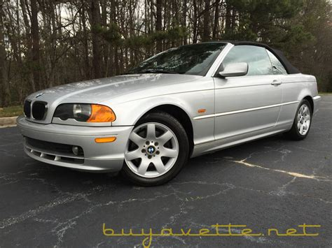 2001 bmw 325ci convertible 2001 bmw 325ci 3 series convertible for sale