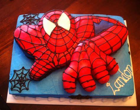 Spiderman Cakes De Ion  Ee  Ideas Ee   Little  Ee  Birthday Ee   Cakes