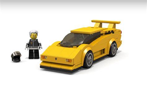 lamborghini lego lego ideas lamborghini diablo lego speed chions