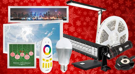 led christmas gift ideas for anyone best led lights