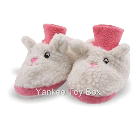 bunny rabbit slippers toddler bunny rabbit sock top slippers sizes 5 6 9 10