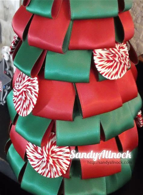 Superb Wholesale Christmas Ribbon #1: Abdf8d1b7f775bf0200bb1f82a702486--ribbon-projects-christmas-trees.jpg