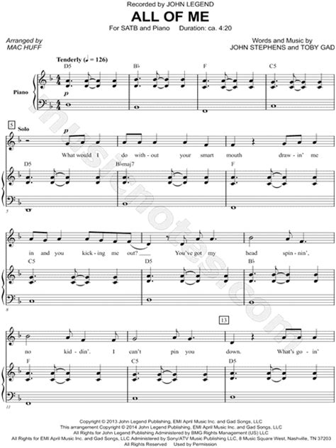 tutorial guitar of all of me free easy piano sheet music all of me john legend 1000