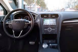 Ford Fusion Interior 2017 Ford 174 Fusion Sedan Photos Colors 360
