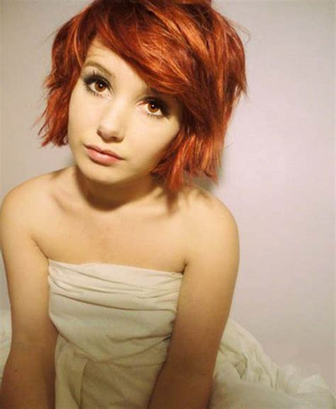 hairstyles for mid length red hair medium length red hair the latest trends in women s