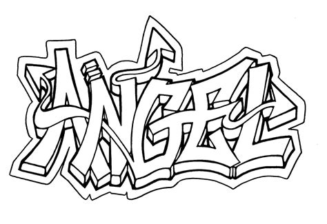 Scribble Outline by Graffiti Sketches Outlines Drawings Best Graffiti Drawing Graffiti Graffiti Collection