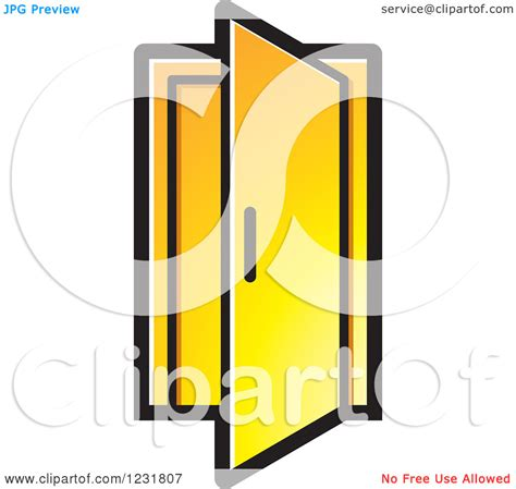 open door slowly clipart cliparthut free clipart
