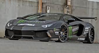I Want To Own A Lamborghini Liberty Walk Gives The Lamborghini Aventador Another