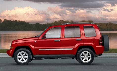 2007 Jeep Liberty Limited 4x2 Jeep Colors