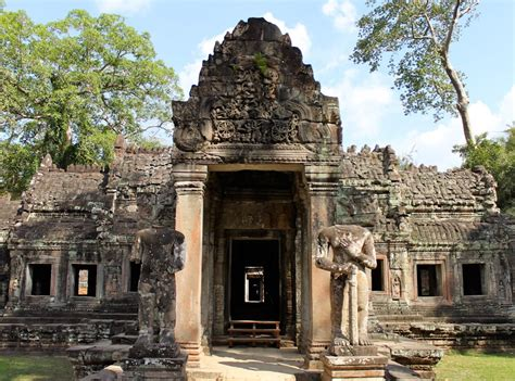 Temple Decoration Ideas For Home by Preah Khan Amp Preah Neak Pean Angkor Cambodia Chuzai