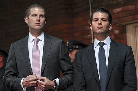donald trump son eric eric trump illegally tweets a picture of his ballot