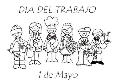 imagenes del 5 de mayo para colorear 30 dibujos para imprimir y pintar del d 237 a del trabajador