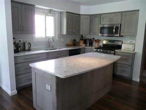 Second Hand Kitchen Cabinets White Marble Look Kitchen Quartz Countertops Ideas