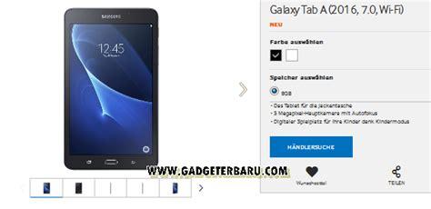 Tab Android Samsung 1 Jutaan samsung galaxy tab a 7 0 2016 tablet 2 jutaan os android 5 1 lollipop 7 inch terbaru 2018