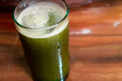 Moringa Detox Recipe by Moringa Detox Juice Recipe Fast Food