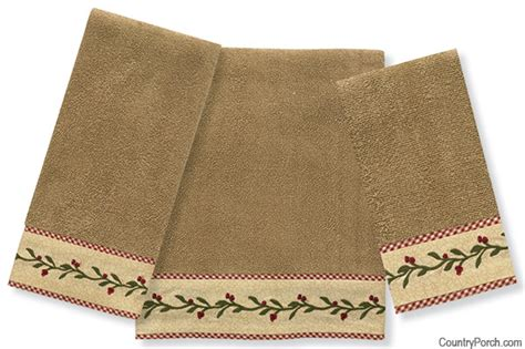 Home Accessories And Decor Thistleberry Bath Towels