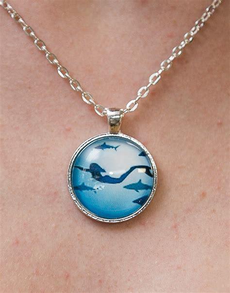 Mermaid Necklace mermaid necklace