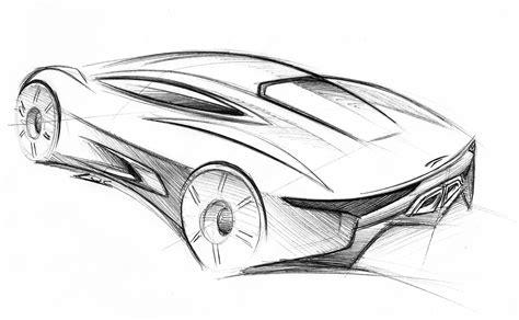 sketch design sketching practice jaguar by lukeedee on deviantart