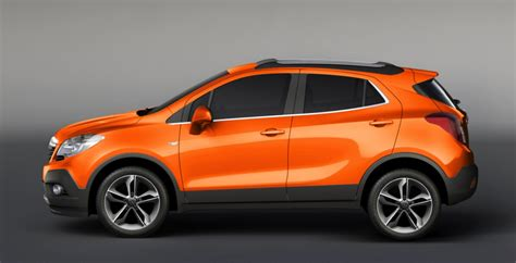 opel mokka price opel registers 100 000 orders for mokka across europe