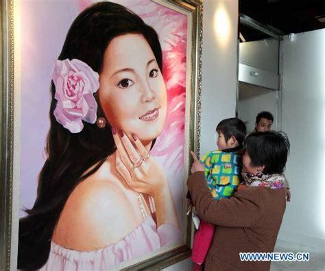 Chen Jia We Meet Again Teresa Teng Cd teresa teng s 60th birthday concerts in dec