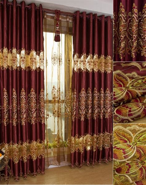 modern drapes and curtains modern drapes and curtains embroidery nurani