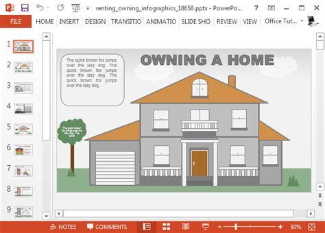 animated real estate powerpoint templates animated real estate powerpoint template