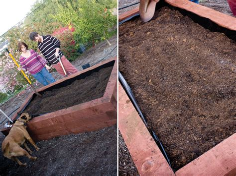 Heather Ink Design Life Heather Ink Blog Raised Vegetable Garden Soil Recipe