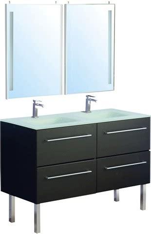 meuble bas salle de bain bricoman