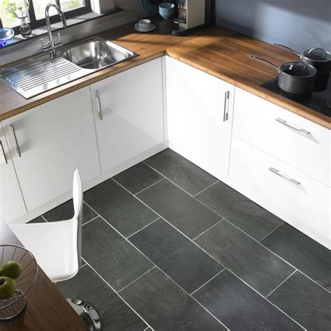 black slate tiles for kitchen and entryway home design pinterest work tops entryway and