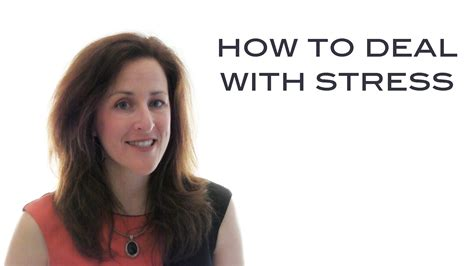 4 Types Of Up And Ways To Deal With Them by How To Cope With Stress 4 Tips To Deal With Stress