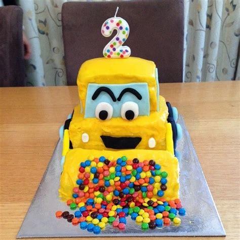 Digger Cake Template by Digger Cake Kit Boys Birthday Cake Recipe Kit Diy