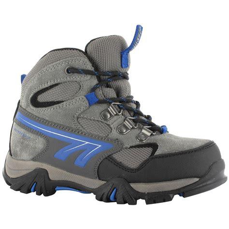 kid hiking shoes kid s hi tec nepal wp jr hiking boots 582625 hiking