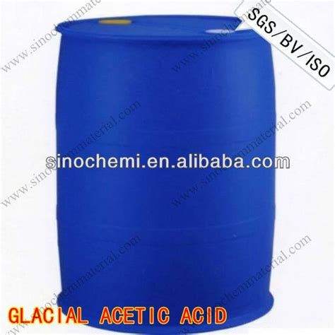 Acetic Acid Shelf by Cas 64 19 7 Phenyl Acetic Acid With Gaa Glacial Acetic