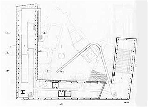 Pavilion Floor Plans cathedral museum of hedmark arquiscopio archive