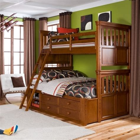 twin bunk bed  queen size bottom image  bed headboards