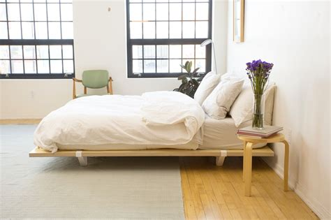 floyd platform bed frame  atparachutehome bedding
