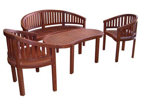 Furniture Wood Raya Furniture Modern Wood Outdoor Furniture