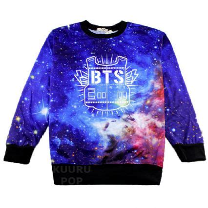 galaxy pattern jumper bts galaxy sweater grab everyone s attention with an
